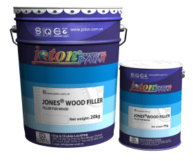 BỘT TRÉT (BẢ) JONES® WOOD FILLER 1