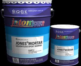 JONES®MORTAR 1