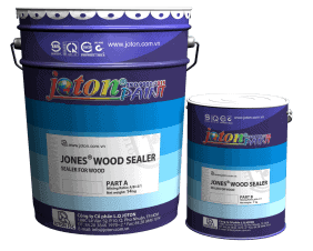 JONES® WOOD SEALER 1