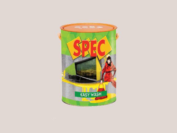 SƠN NỘI THẤT CAO CẤP DỄ LAU CHÙI SPEC EASY WASH 1