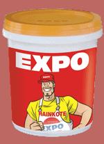 SƠN NGOẠI THẤT EXPO RAINKOTE 1