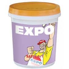 SƠN NGOẠI THẤT BÓNG EXPO SATIN 6+1 1