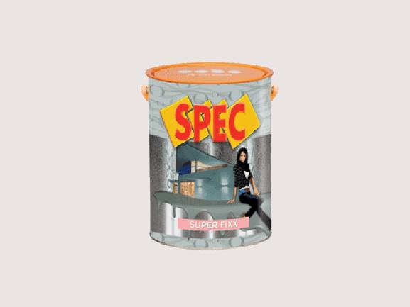 SƠN CHỐNG THẤM PHA XI MĂNG SPEC SUPER FIXX 1