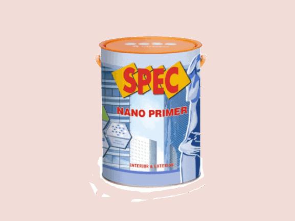 SƠN LÓT CÔNG NGHỆ NANO SPEC NANO PRIMER 1