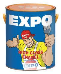 SƠN DẦU EXPO ENAMEL 1