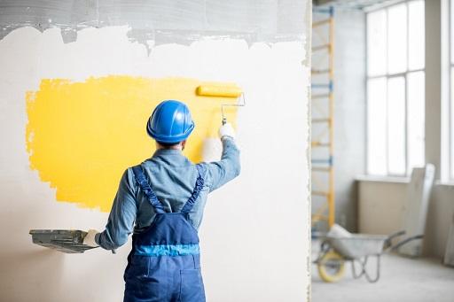 Lưu ý khi thi công sơn Joton® Marbo Int