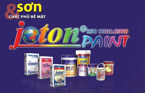 Địa chỉ cung cấp sơn và chất phủ bề mặt Joton uy tín
