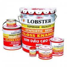 Sơn dầu Lobster gốc Alkyd 1
