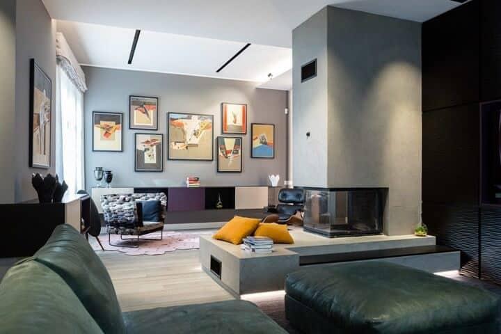 Học cách chọn phối màu sơn nhà đẹp chất như nhân viên cấp