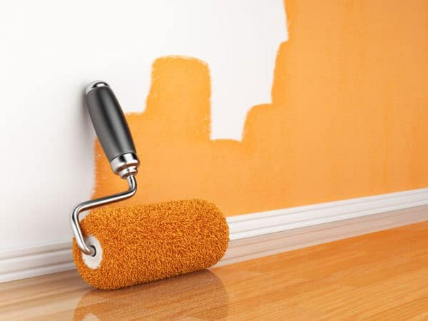 sử dụng sơn lót