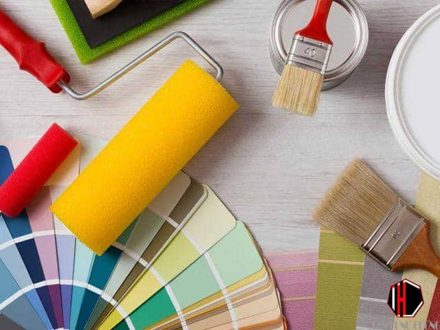 Lựa chọn màu sơn phù hợp