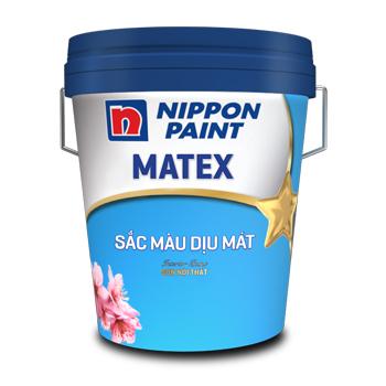 Sơn Nippon Matex Sắc Màu Dịu Mát 1