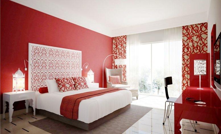 màu sơn phòng ngủ cho người mệnh Hỏa