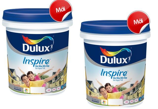 Sơn Nước Ngoài Trời Dulux Inspire