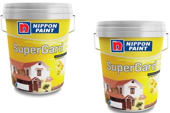 Sơn Nước Ngoài Trời Nippon SuperGard