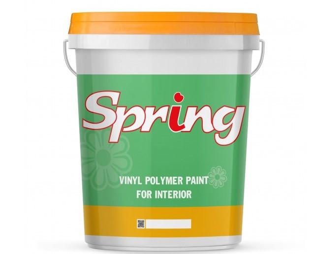 Sơn Nước Nội Thất Spring For Int