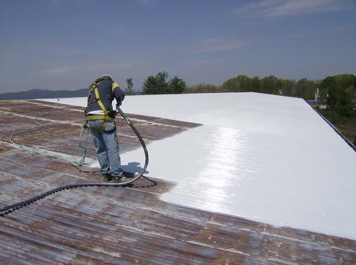 Sơn chống nóng mái tôn đã quá sử dụng